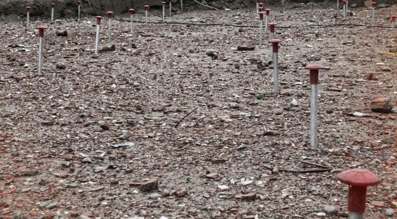 Fenómeno de licuefacción de suelos