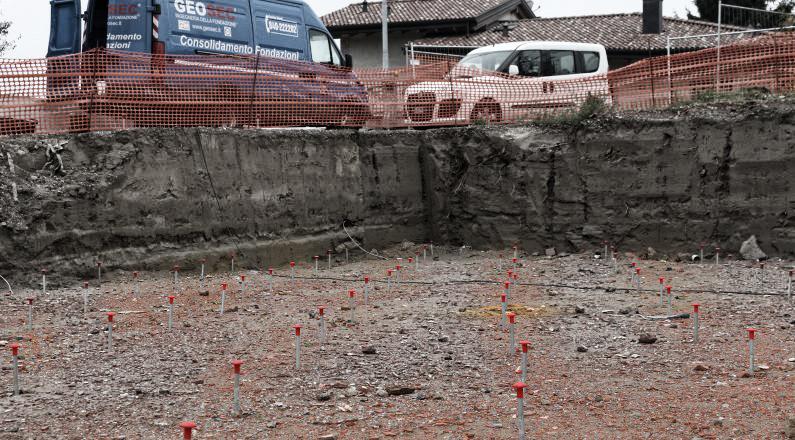 Cálculo de licuefacción de suelos