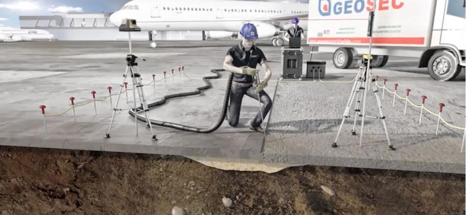 geosec pavimentazioni aeroportuali